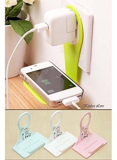 Kitchen Love Telefon Şarj Askısı Renkli
